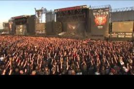 Wacken Open Air: congregó más de 75 mil aficionados de la música heavy