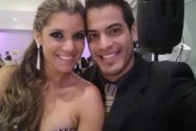 Ernesto Jiménez terminó su relación con Alexandra Horler