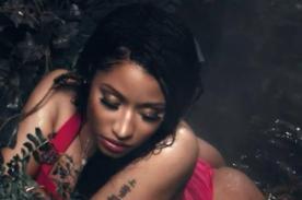 Nicki Minaj y su sensual baile en nuevo videoclip