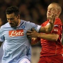UEFA Europa League: Liverpool ganó 3-1 a Napoli