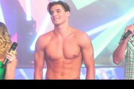 Esto Es Guerra: Cruel broma a Facundo González y terminan grabándolo desnudo [VIDEO]