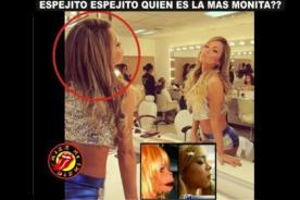 Anahí de Cárdenas: Crueles memes sobre la modelo y sus comentarios