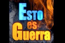 ¿Pagina de Facebook de 'Esto Es Guerra' fue eliminada? - FOTO