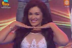 EEG: Michelle Soifer quiere ser la Kim Kardashian peruana con esta ¿COPIA?