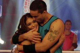 Jazmín Pinedo conmueve a Gino Assereto con 'datallazo' de amor