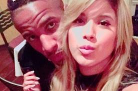 Yahaira Plasencia y Jefferson Farfán celebran así su amor - FOTO