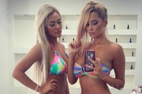 Instagram: ¡Macarena Gastaldo y Julieta Rodríguez prometen calentar a todos en el verano! - FOTOS