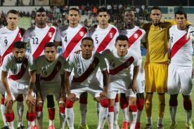 Jugadores peruanos celebraron así el Día del Padre - VIDEO