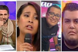 Amor, Amor, Amor: Peluchín destruye a exreporteros del programa con una sola frase