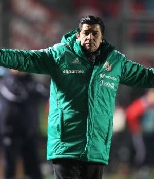 Técnico de México: Vamos a pelear la clasificación y vencer a Perú