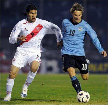 América TV en vivo: Copa América 2011 - Perú vs Uruguay - Desde las 5 pm