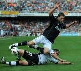 Goles del Valencia vs Real Madrid (2-3) – Liga española 2011