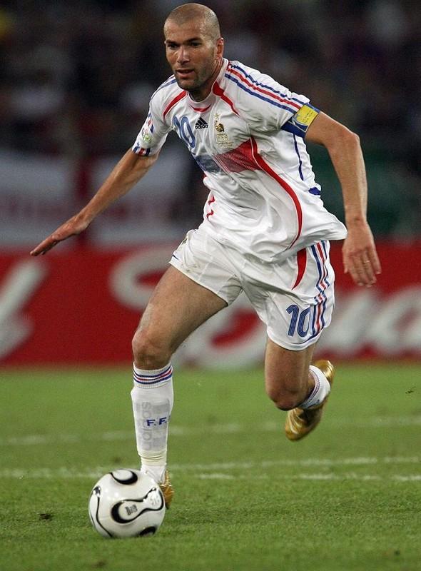 Zinedine Zidane: Lo siento por Francia porque no pudo crear una ocasión clara de gol