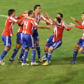 Copa América 2011: Jugadores de Paraguay y Venezuela se envolvieron en una bronca luego del partido