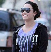 Demi Lovato: Ahora estar frente a una cámara me pondría nerviosa