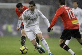 Goles del Mallorca vs Real Madrid (1-2) - Liga Española BBVA
