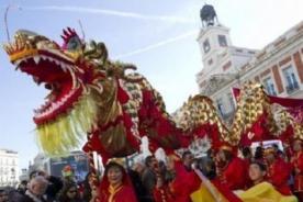 Año Nuevo Chino: País asiático recibió el Año del Dragón