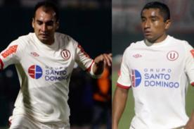 Universitario: Rainer Torres y Toñito se agarraron a golpes