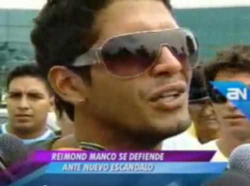 Reimond Manco tras escándalo: Ya no me jodan - Video