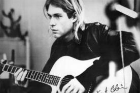 Video: Conoce el tema inédito de Kurt Cobain 'Stinking of you'
