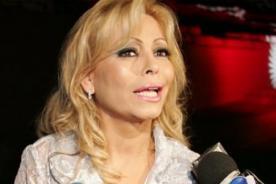 Gisela Valcárcel espera que Magaly Medina solucione temas legales