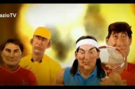 Video: Franceses se burlan de Rafael Nadal, Iker Casillas y Pau Gasol