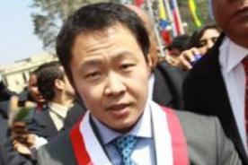 Kenji Fujimori desaprueba y cataloga de flojo el mensaje presidencial 2012