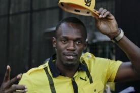 Usain Bolt será invitado al Perú por el Comité Olímpico