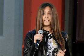 A Paris Jackson le disgusta ser conocida por ser la hija del Rey del Pop