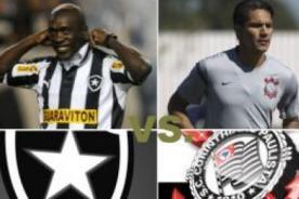 Video del Botafogo vs Corinthians (2-2) - Brasileirao 2012