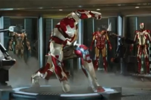 Iron Man 3: Lanzan avance del trailer oficial (Video)