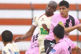 León de Huánuco vs Sport Boys (3-0) en vivo por CMD - Descentralizado 2012