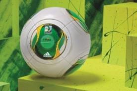 Copa Confederaciones 2013: CAFUSA será la pelota oficial - Video