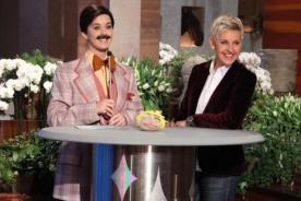 Katy Perry se viste de hombre para el show de Ellen DeGeneres - Video