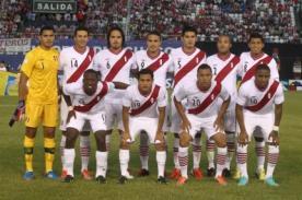 Encuentro entre Perú vs Trinidad y Tobago no será transmitido