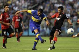 Fox Sports en vivo: Boca Juniors vs Newell's Old Boys (0-0) Minuto a Minuto