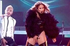 Jennifer Lopez se defiende de las críticas tras baile inapropiado