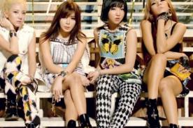 2NE1 lanza video de 'Falling In Love'