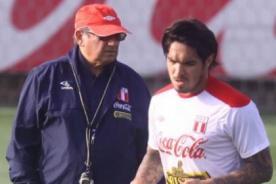 Sergio Markarián: Juan Manuel Vargas no está en condiciones de ser convocado