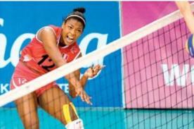 Vóley: Ángela Leyva es parte del equipo ideal - Mundial Tailandia 2013