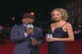 MTV Video Music Awards: Taylor Swift derrocha belleza en vestido azul