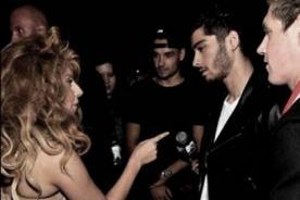 Lady Gaga muestra su apoyo a One Direction tras abucheo en MTV VMA 2013