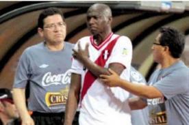 Jhoel Herrera se perderá el resto del Descentralizado 2013 por lesión