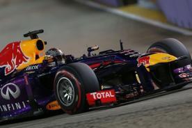 Fórmula 1: Sebastian Vettel se llevó el Gran Premio de Singapur