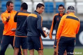 Cristiano Ronaldo: Tenemos la ilusión de vencer a Juventus y a Barcelona
