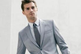 Jamie Dornan parece ser el perfecto Christian Grey después de Matt Bomer