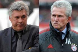 Jupp Heynckes y José Mourinho son candidatos para mejor técnico del año