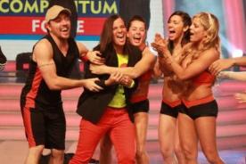 Combate: Tatiana Castro Manarelli fue presentada en el programa