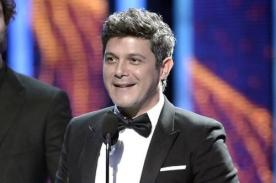 Latin Grammy 2013: Alejandro Sanz ganó premio al Mejor Álbum Vocal Pop Contemporáneo