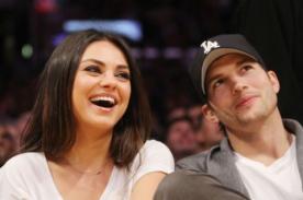 Ashton Kutcher y Mila Kunis estarían comprometidos y se aproxima la boda
